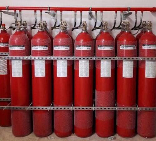 CO2 gas supplier